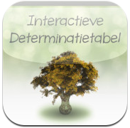 app Interactieve Determinatietabel